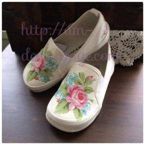 エルサの靴