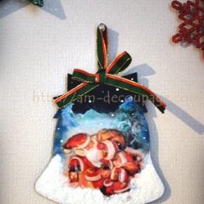 ルプゼのクリスマス飾り